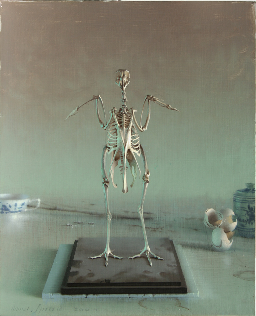Chicken Skeleton